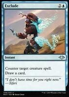 4x Exclude | NM/M | Modern Horizons | Magic MTG