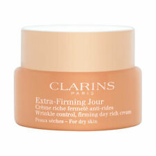 Clarins Extra Firming Jour Day Cream 50ml/1.7oz - for Dry Skin (Unbox) Brand New