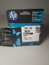 HP 57 TriColor Ink Cartridge NEW GENUINE OPEN BOX Sealed Ink Exp 08 21 {B4}