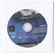 SpyHunter 2 (Sony PlayStation 2, 2003)