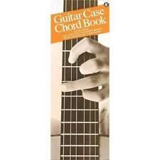 Guitar Case Chord Book Black & White Edition