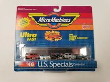 Micro Machines Ultra Fast #46 US SPECIALS Collection Galoob New Sealed