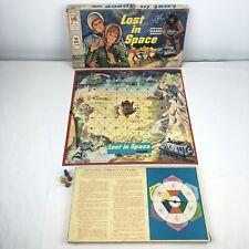 Vintage 1965 Milton Bradley Lost In Space Board Game #4631 Cbs Tv Show