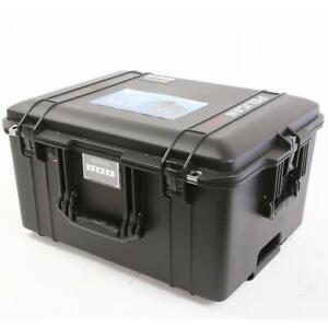 Pelican 1607 Protector Case with Pick N Pluck Foam - Black SKU#1413180