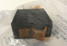 Servalite Amber Mini Rocker Switch SPST On Off Illuminated 12VDC 16A *NEW*