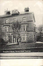 Buxton. Somerford House, Terrace Road by Gibson & Co.