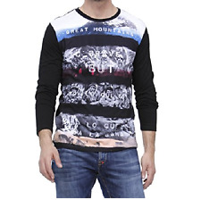 T-Shirt    DESIGUAL  LUPI     Taille L