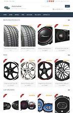 Automotive Store Website - Amazon Affiliate Store on AutoPilot