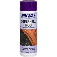 Nikwax Soft Shell Proof Wash-in Waterproofing For Softshell Clothing