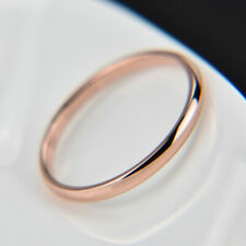 26 Letters Golden Open Women Men Ring Band Couples Simple Jewelry Party Gift 1PC