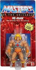 Masters of the Universe Origins He-Man Action Figure BRAND NEW