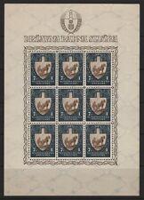Croatia B27 MNH Souvenir Sheet