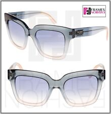 9ff4f044c636 DOLCE   GABBANA 4286 Blue Powder Azure Gradient Cat Eye Sunglass DG4286  Fashion