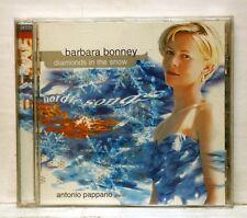 BARBARA BONNEY, ANTONIO PAPPANO - Diamonds in the snow DECCA CD NM