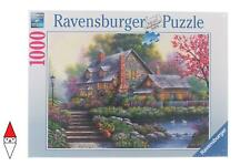 Condividere Puzzle 1000 romantico Cottage Ravensburger 15184 Kunstpuzzle