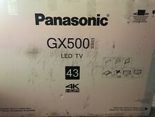 Panasonic TX-43GX550B 43 Inch SMART 4K Ultra HD HDR LED TV EX-DISPLAY