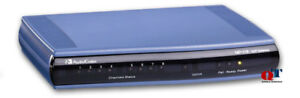 NEW AudioCodes MediaPack Series MP-114 VoIP Gateway MP114/4O/SIP 4 ports 100Mb