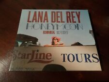 Lana Del Rey - Honeymoon 14 Track 2015 TAIWAN Release CD SEALED NEW! RARE!