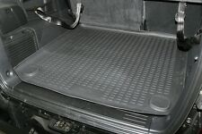 Fully Tailored Rubber Trunk Liner Mat Boot Cargo Tray Ssang Yong REXTON II 2006-