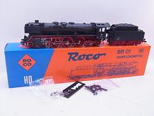 LOT 42640 | Schöne Roco H0 04119B Dampflok BR 01 der DB in OVP