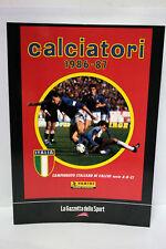 REPLICA ALBUM CALCIATORI CAMPIONATO ITALIANO DI CALCIO 1986-87 ED GAZZETTA 66270