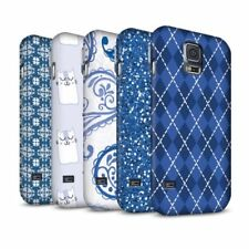 Blue Matte Mobile Phone Cases, Covers & Skins for Samsung Galaxy S5