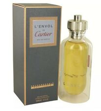 L'envol de Cartier by Cartier Eau De Parfum Spray Refillable 3.3 oz for Men