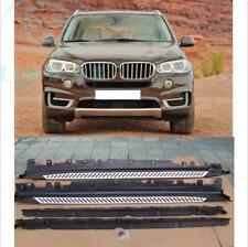 For BMW X5 F15 2014-2017 aluminium running board side step Nerf bar
