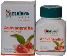 60 Tablet Ashvagandha / Ashwagandha From Himalaya Herbal Natural Ayurvedic