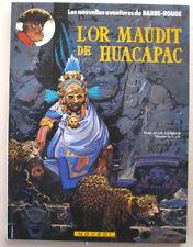 Barbe-Rouge 23 L'Or Maudit de Huacapac CHARLIER & GATY éd Novedi 06 1984 EO