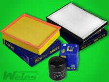 FS333 INSPEKTIONSPAKET Luftfilter Ölfilter Pollenfilter AUDI A6 C5 2,4 2,7 2,8