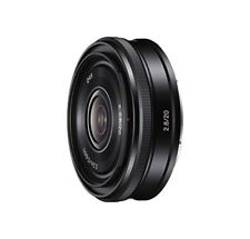 SONY single focus lens E 20 mm F 2.8 Sony E mount for APS-C SEL20 F28 from japan