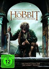 Der Hobbit: Die Schlacht der fünf Heere * DVD (2015) NEU+OVP i. Folie***SOFORT**