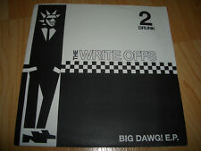 2-TONE WALT JABSCO CLONE THE WRITE OFFS BIG DAWG! PUNK SPECIALS TWO MOD ska RARE