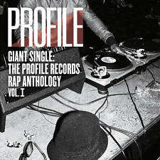 Profile Records Rap Anthology VARIOUS Limited RSD 2017 New Colored Vinyl 2 LP