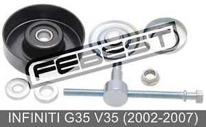 Pulley Tensioner Kit For Infiniti G35 V35 (2002-2007)