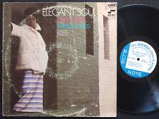 GENE HARRIS THREE SOUNDS Elegant Soul LP BLUE NOTE BST 84301 US 1968 Jazz Funk