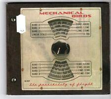 (GL909) Mechanical Birds, The Possibility of Flight - 2006 CD
