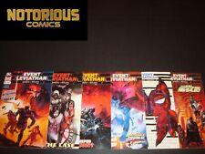 Event Leviathan 1-6 Complete Comic Lot Run Set DC Superman Bendis Collection