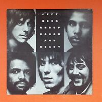 JEFF BECK GROUP Rough And Ready PE 30973 LP Vinyl VG+ Cover VG+