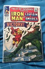 Tales of Suspense #83 Nov 1965 Iron Man & Captain America  comic Good condition