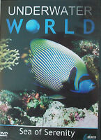 UNDERWATER WORLD - dvd