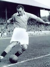 Stanley Matthews Blackpool Stoke City Legend 10x8 Photo