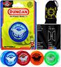 Pro Yo-Yo Set - Duncan YoYo Butterfly + Travel Bag /  Quality Beginners Yo Yo
