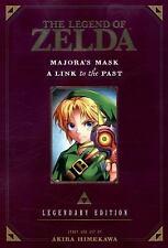 LEGEND OF ZELDA: Legendary Edition - Majora's Mask/A Link to the Past PB LN FR S
