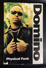 Domino Physical Funk Cassette Single 1995 Rap Outburst Records Gangsta Hip-Hop