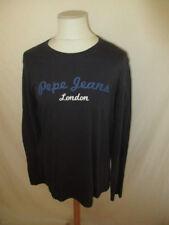 T-shirt Pepe Jeans  Slim Noir Taille XL à - 57%