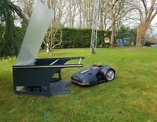 Aktion - RobiPort XL- K Worx Landroid L 1500 i - Mähroboter Garage- Mower Dach