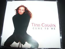 Tina Cousins Come To Me / Wonderful Life Rare Australian 5 Tarck Remixes CD Sing