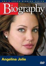 ANGELINA JOLIE Biography Brand New Sealed DVD